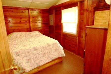 hillside master bedroom