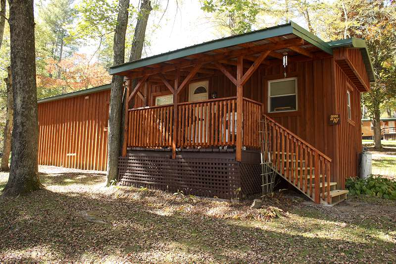 pine-cabin